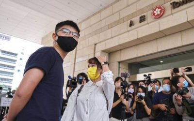 Hong Kong Protester Joshua Wong to Plead Guilty to Protest Charges