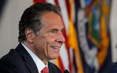 Cuomo accepts Emmy for coronavirus briefings as critics blast nursing home policy