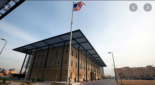 Two Wounded After Rockets Impact Near US Embassy In Iraq