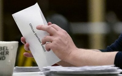 Trump campaign appeals Pa. voter fraud case