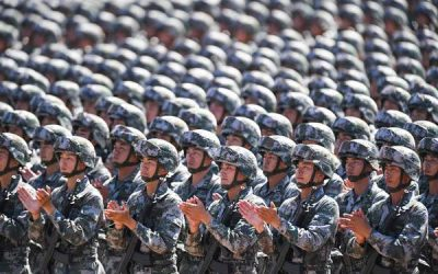 China's Xi Continues To Urge Troops Toward 'War Readiness' Over Taiwan Issue