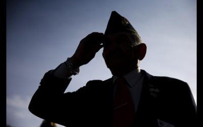 Non-profit organizations feed the nation's veterans