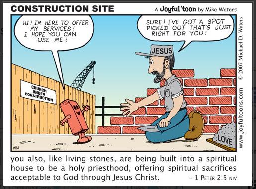 [Fist Aid joyful toons] 54 Construction Site
