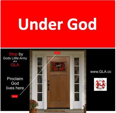 Under God Home