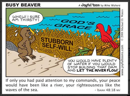 [First Aid joyful toons] 83 Busy Beaver