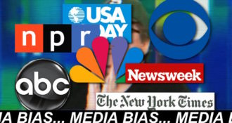 "Biased Liberal Site calls Conservative News Sites, ""Biased"""