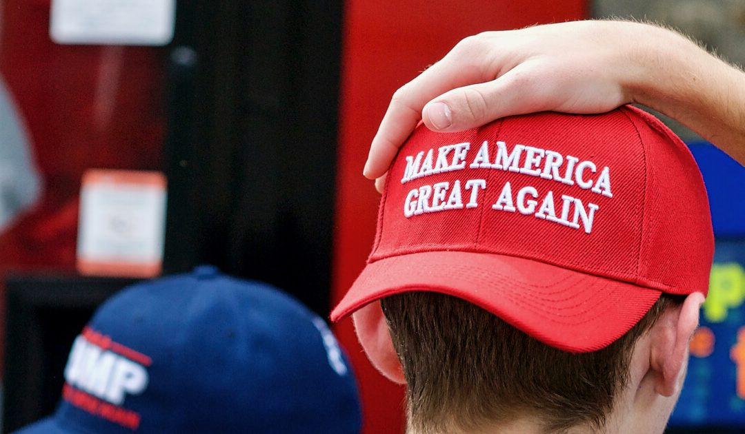 Man Told He Isn't Allowed to Vote with MAGA Hat on Gets Sweet Revenge on Liberals