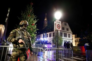 At least 3 dead in French Christmas market shooting
