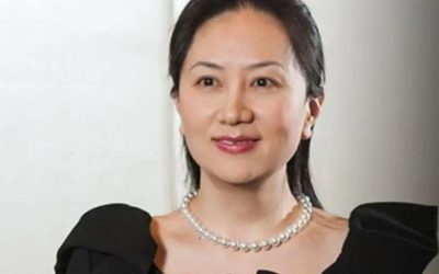 Huawei CFO Offers Husband, Children As Bail Collateral