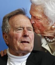 Nation Bids Farewell 41st President George H.W. Bush