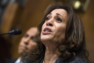 Report: complaint over harris aide came to office before her departure
