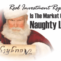 Is The Market On The Naughty List?