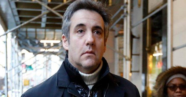 Michael Cohen To Be Sentenced At 11AM In New York Court