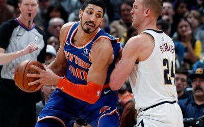 Turkey 'seeking arrest' of New York Knicks player