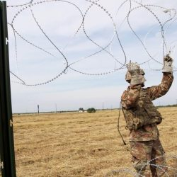 Troops Are Staying At The Border To Counter Security Threats