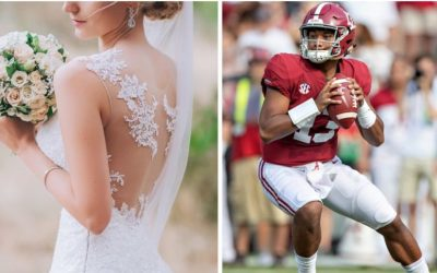 Weddings During Football Season Should Be Outlawed By The Constitution
