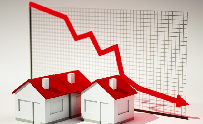 US Home Prices Rise At Slowest Pace Since 2012 As Sales Plunge