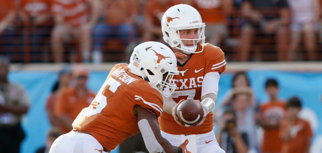 Texas Quarterback Shane Buechele Is Considering Leaving, Is In The Transfer Portal