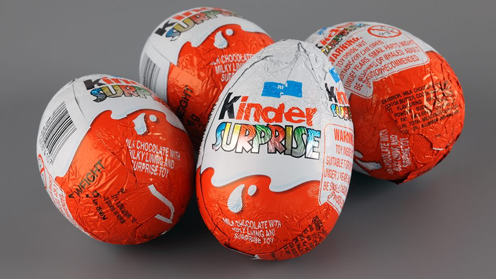Mom 'sickened' by 'racist' toy from son's Kinder Egg candy