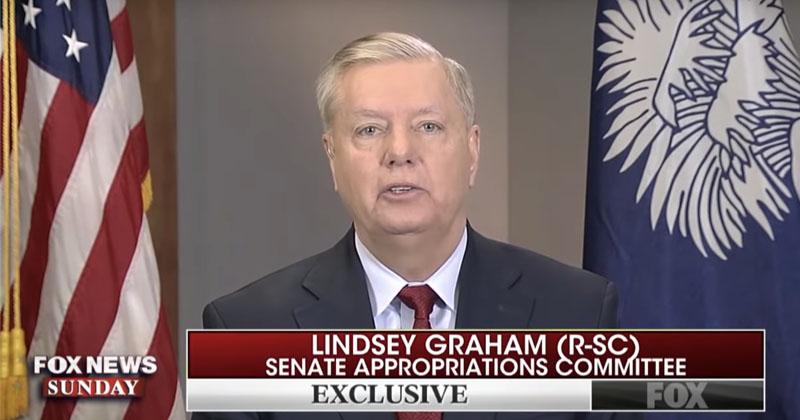 Graham: Leaker On FBI Probe of President Had 'Agenda'