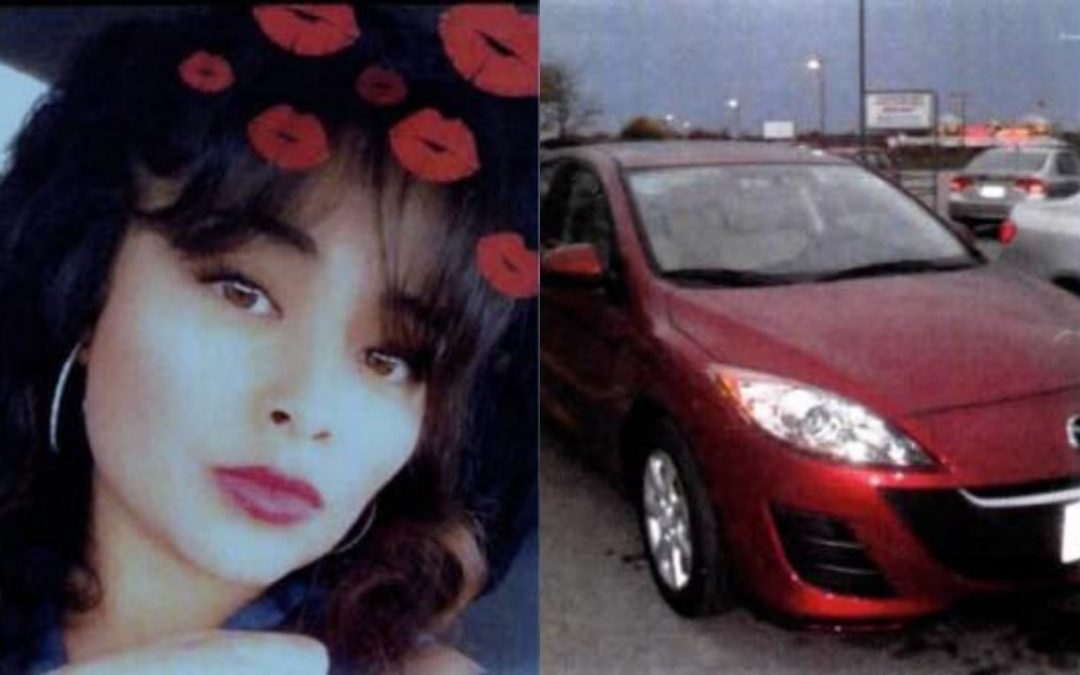Texas woman, 25, reported missing, last seen driving to visit boyfriend, family says