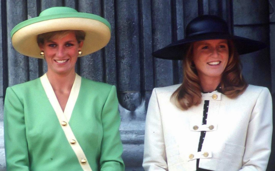 Sarah Ferguson addresses perceived rivalry with Princess Diana, slams online attacks