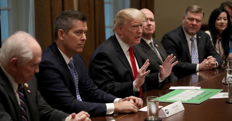 Trump Declares Himself Hardest Working President Ever