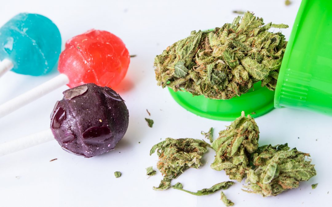 Marijuana lollipop may have triggered man's heart attack