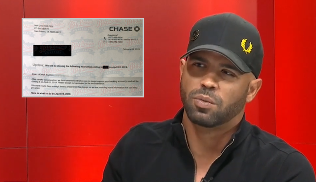 Chase Bank Abruptly Bans Proud Boys Leader