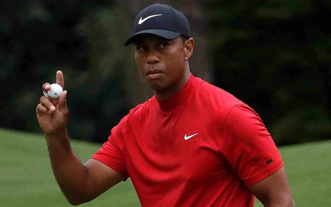 Tiger Woods is projected to miss cut for PGA Championship