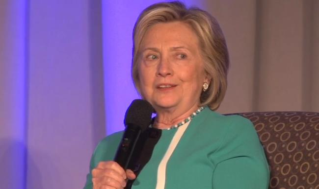"Hillary: Circumstances Of Trump's America ""More Dangerous"" Than Hitler's Germany"