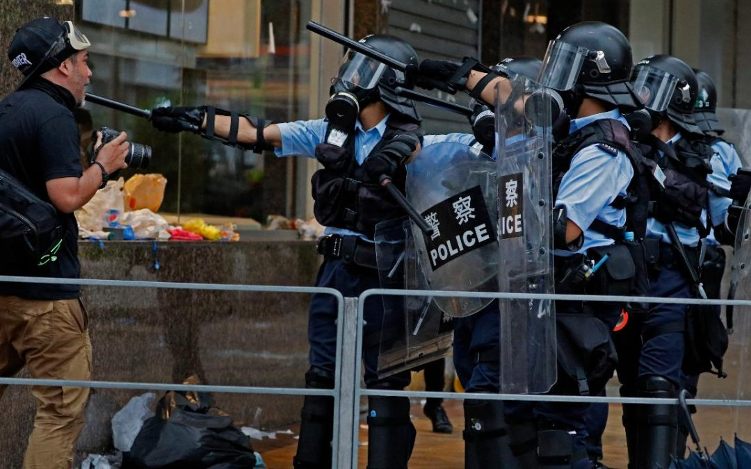 Newt Gingrich: What the people of Hong Kong are resisting (and what they see coming)
