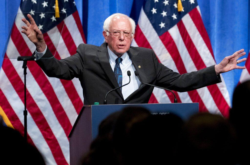 Sen. Bernie Sanders outlines '21st Century Bill of Rights'