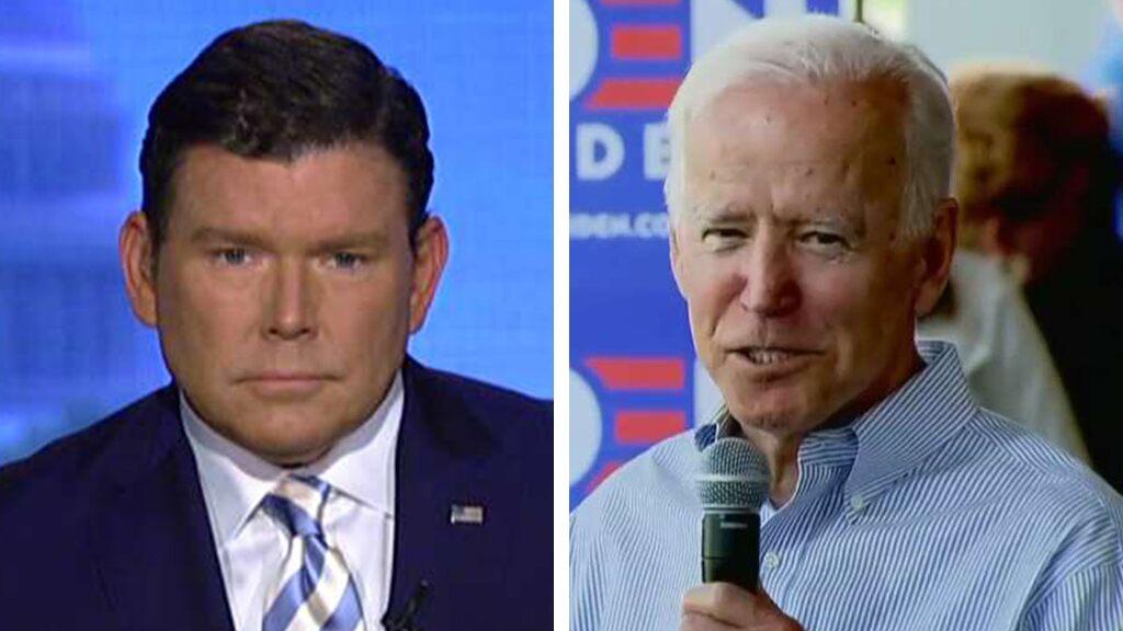 Bret Baier: Joe Biden runs the risk of following Jeb Bush down the rabbit hole