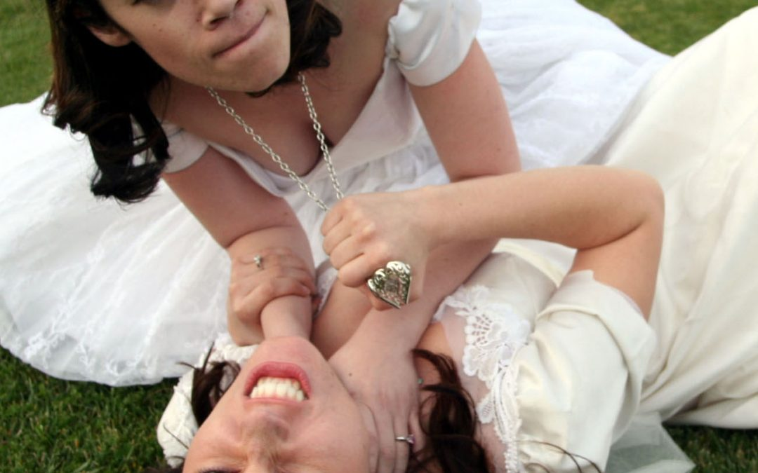 Feuding brides ruin each other's weddings: 'Two wrongs don't make a right'