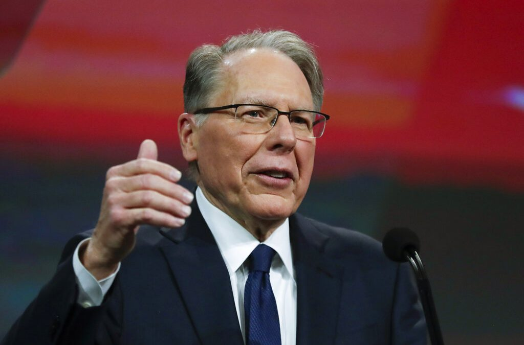 D.C. Attorney general subpoenas financial records from NRA