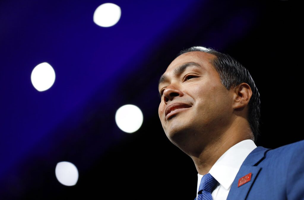 Castro struggling among Latinos, presidential candidate lacking support from leaders