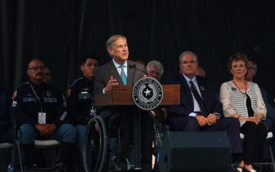 Texas governor launches anti-terrorism task force in wake of El Paso shooting