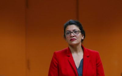 Rep. Tlaib says she will not visit Israel, West Bank under 'oppressive conditions'