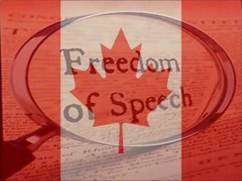 Killing Free Speech In Canada