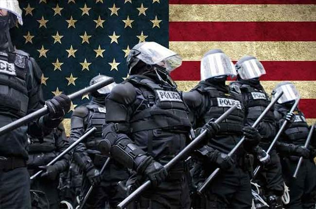Who Inflicts The Most Gun Violence In America? The US Government And Its Police Force