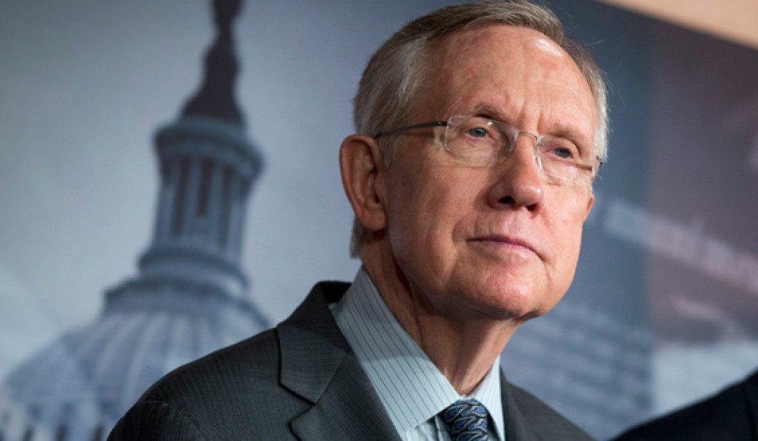 Harry Reid calls to end filibuster, cites unprecedented gridlock in senate