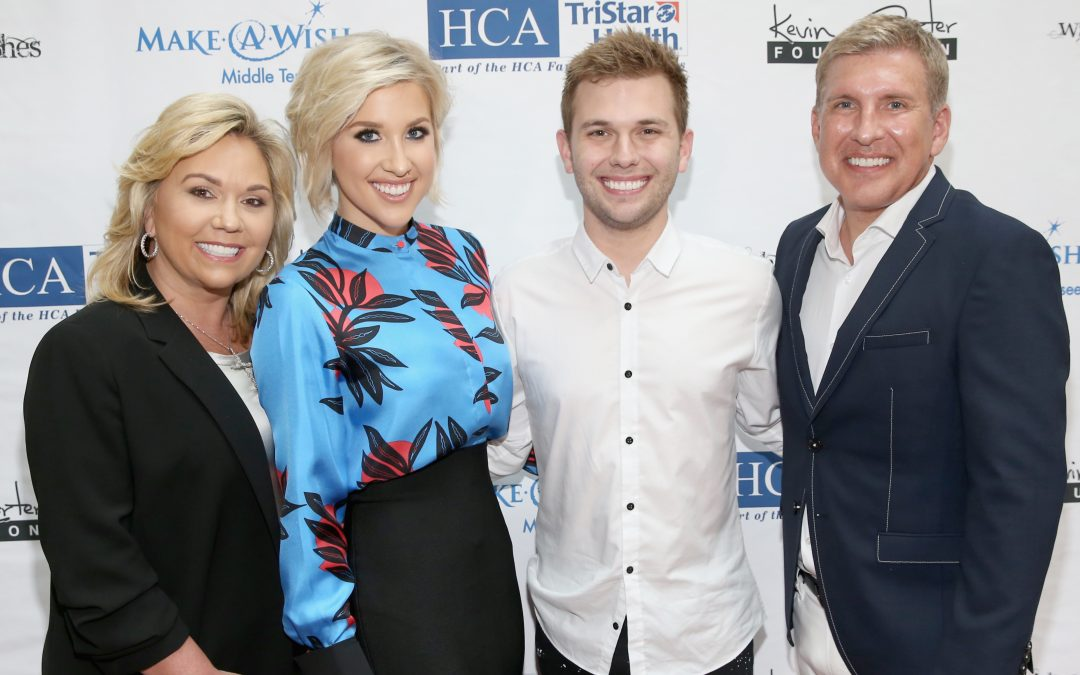Savannah Chrisley speaks out after parents are indicted on tax evasion charges