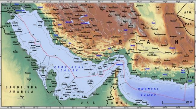 Russia's Proposal For Persian Gulf Peace