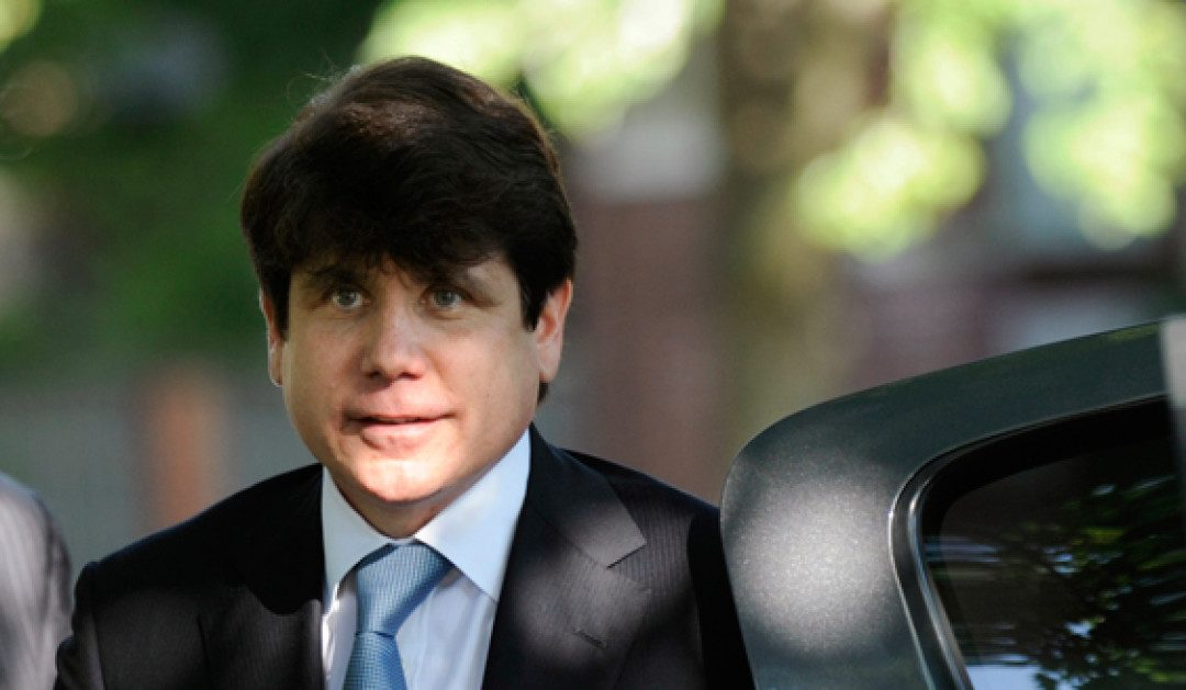 Blagojevich supporters urge President Trump to commute prison sentence