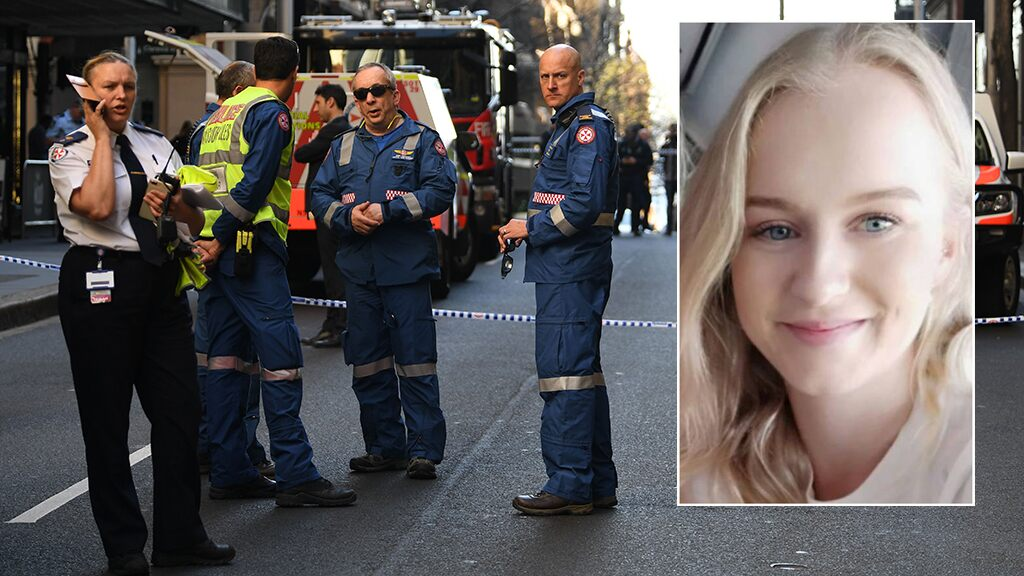 Sydney stabbing victim identified as sex worker, 24, who reportedly saw suspect before rampage