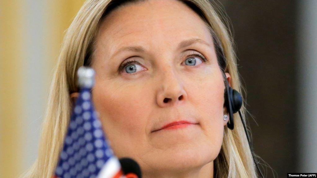 Top State Department official announces departure