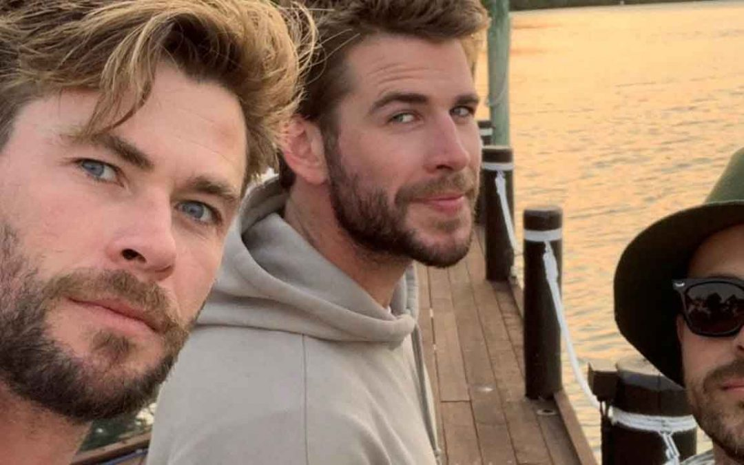 Liam Hemsworth enjoys vacation with family and friends in Australia following Miley Cyrus split