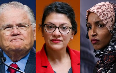 Hagee: Reps. Tlaib, Omar 'are spouting anti-Semitic poison' into America's bloodstream