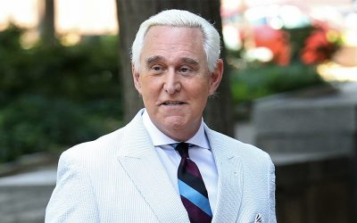 Prosecutors can't play 'Godfather' clip in Roger Stone trial, judge rules